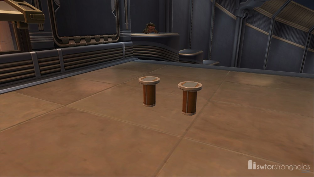Cantina Stools (Fancy)