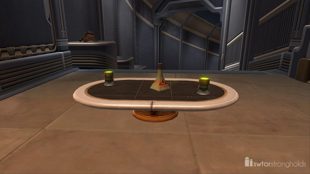 SWTOR Czerka Caf Table