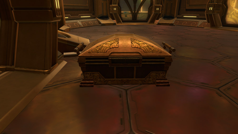 SWTOR Engraved Reliquary