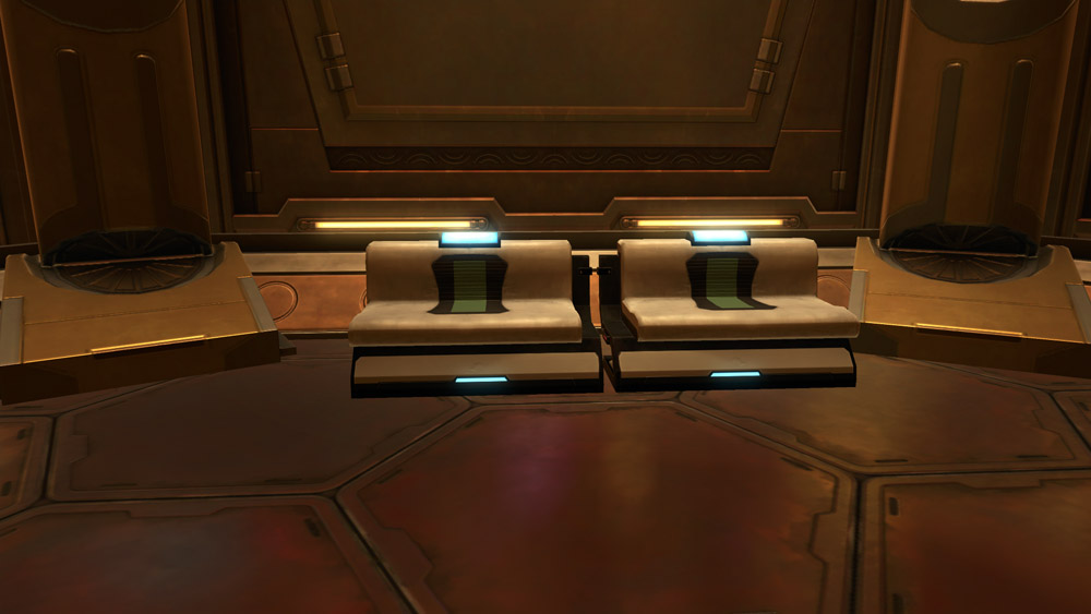 SWTOR Executive's Couch