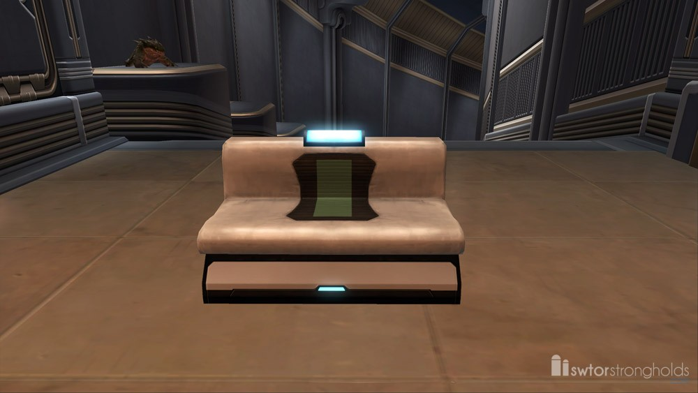 SWTOR Executive's Loveseat