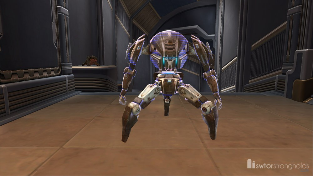 Fabrication Droid (Synthetic)