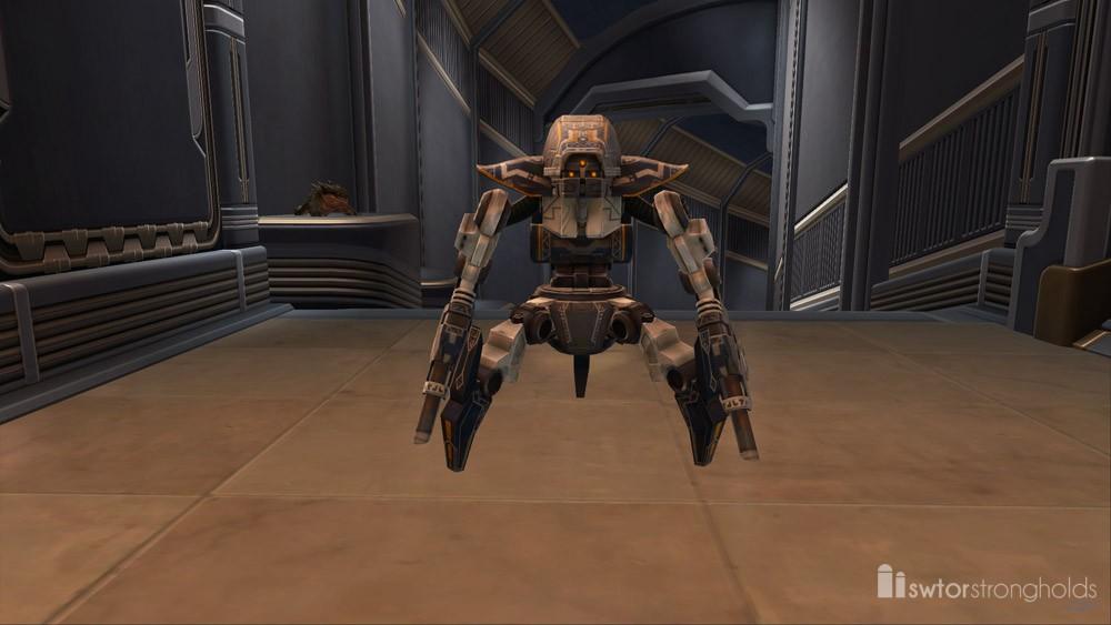Fabrication Droid (Universal)