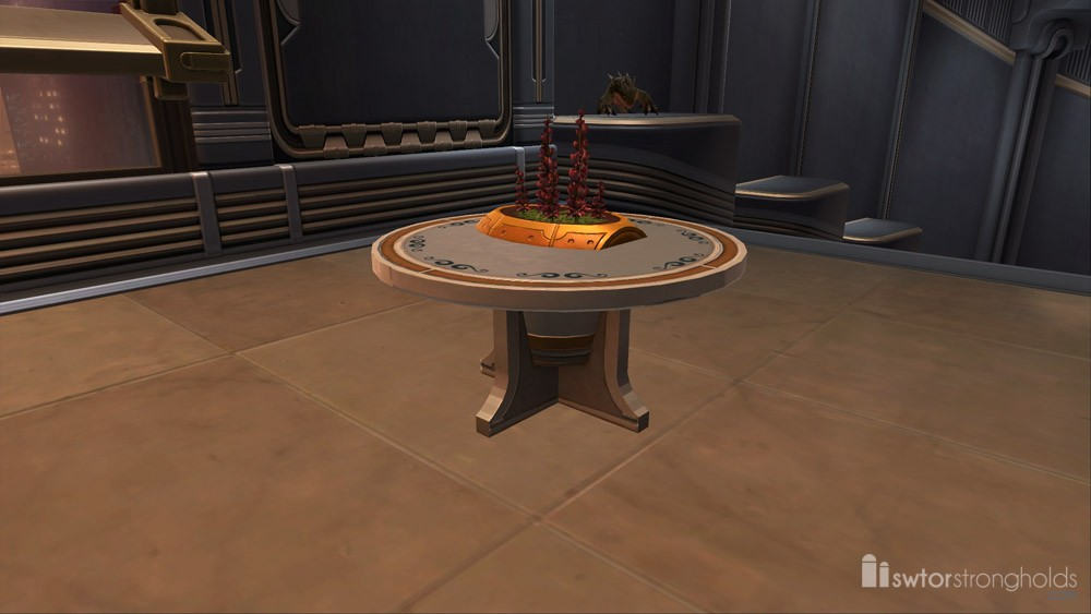 SWTOR Luxury Café Table