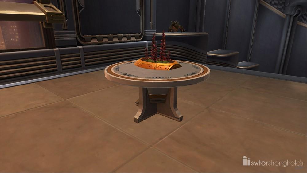 Luxury Café Table