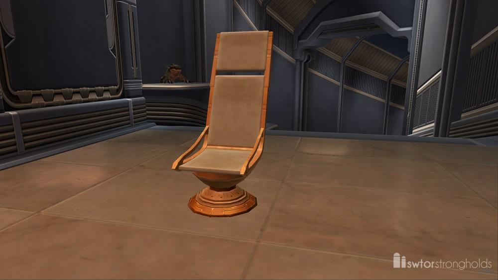 Luxury High Back Chair