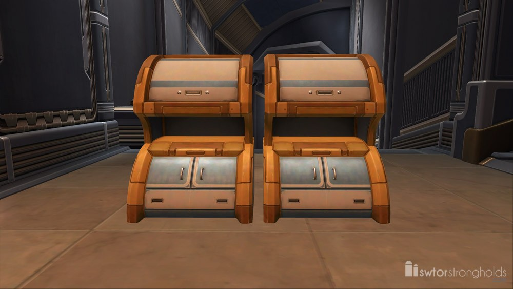 SWTOR Luxury Hutch