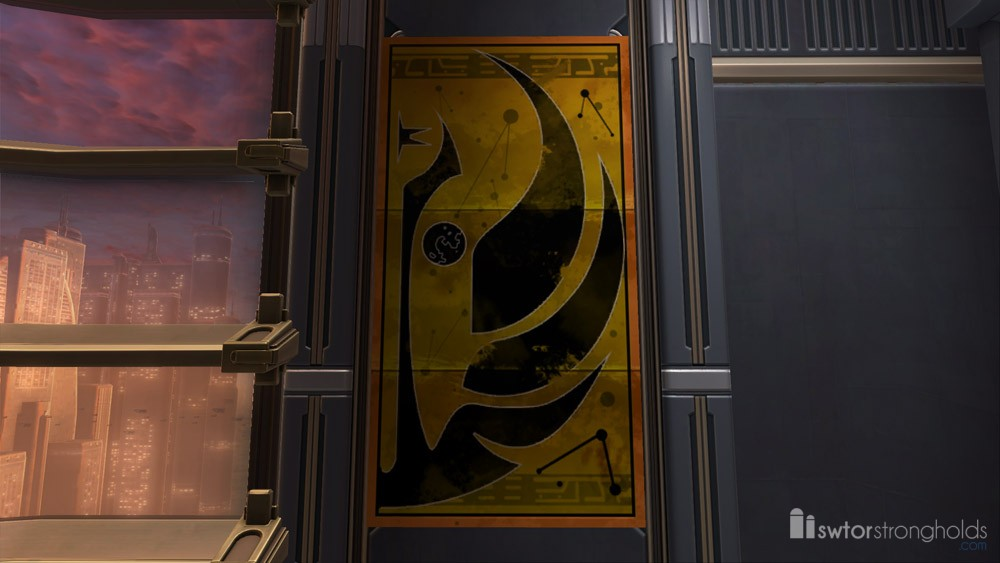 SWTOR Republic Voss Embassy Sign