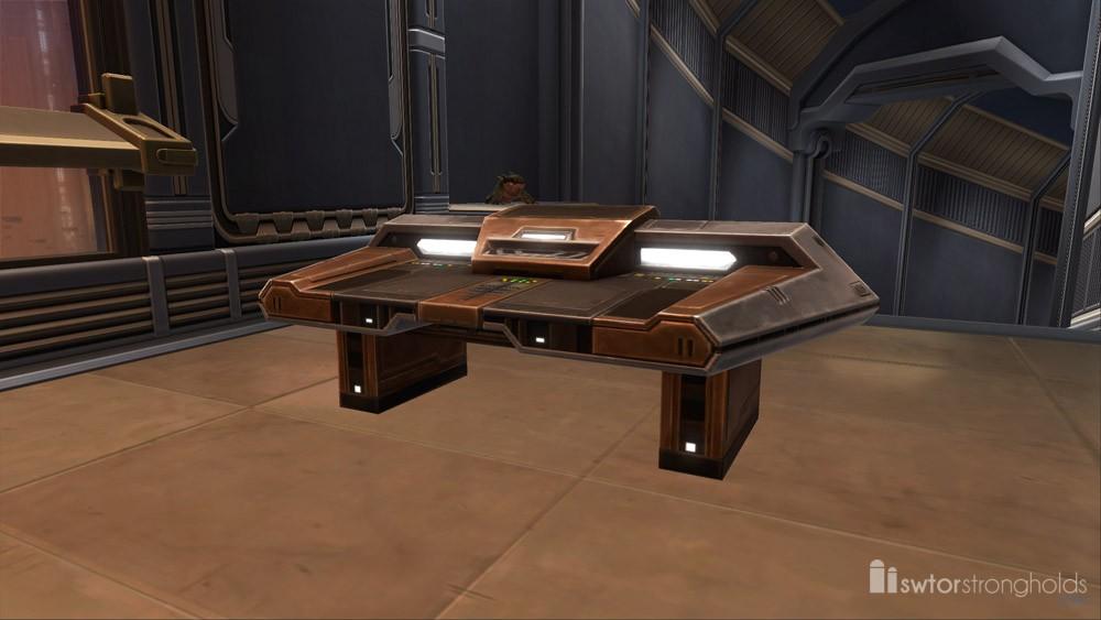 Researcher's Desk