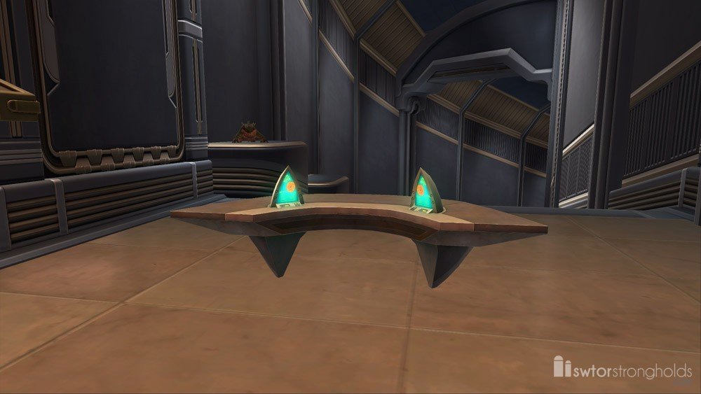 Senator's Desk