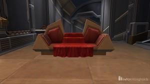 Senator's Lounger decoration
