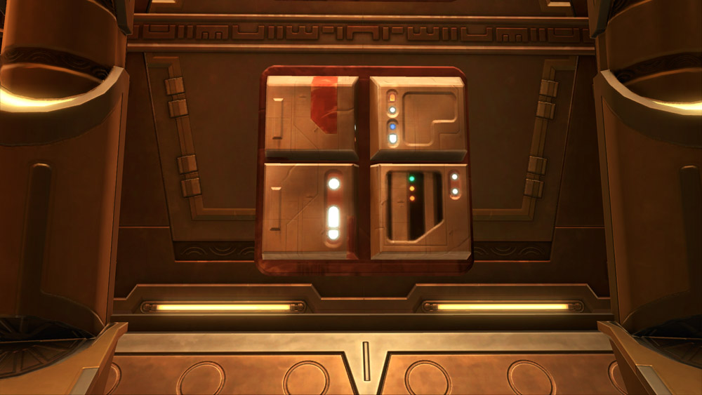 Ship Wall Locker