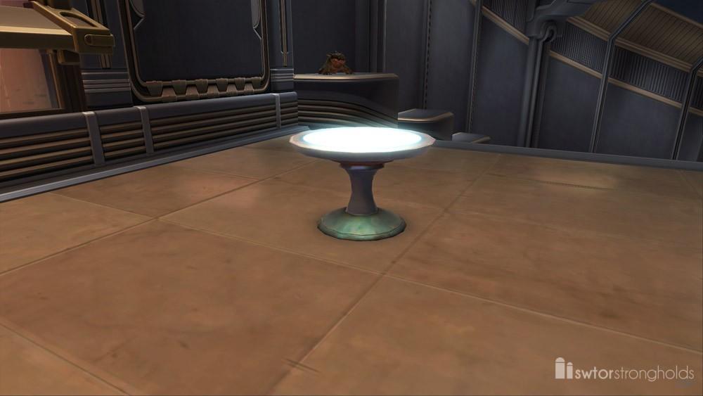 Small Café Table