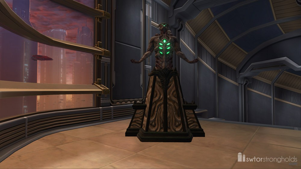SWTOR Small Statue of Ancient Horror