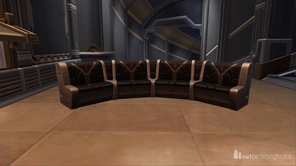 Starship Booth