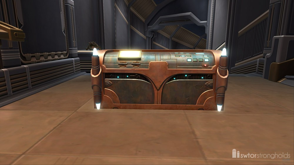 SWTOR Temple Archive Chest