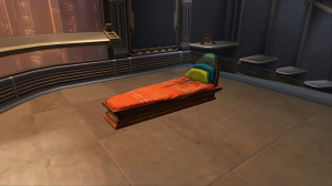 Voss-Ka Bed Decoration
