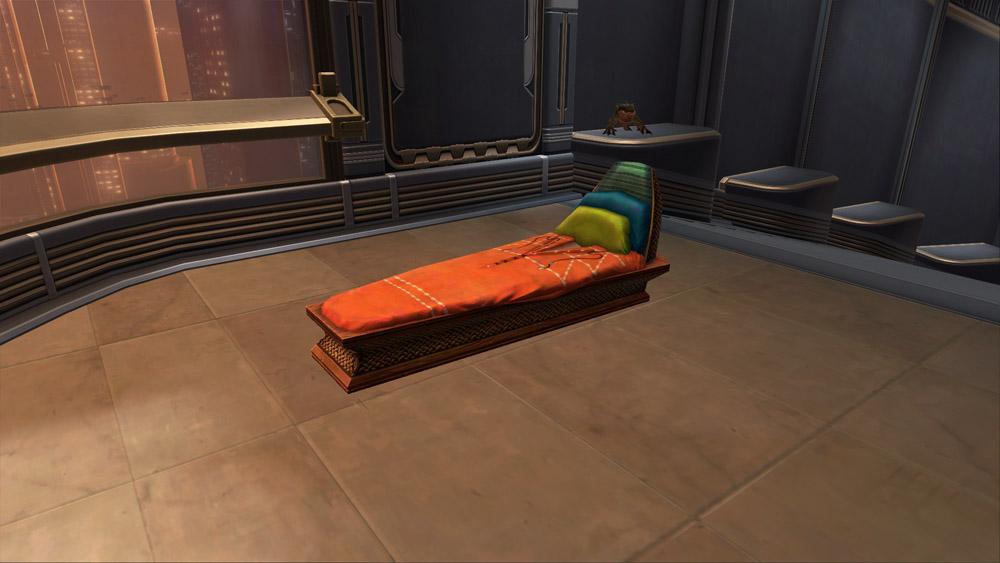 SWTOR Voss-Ka Bed