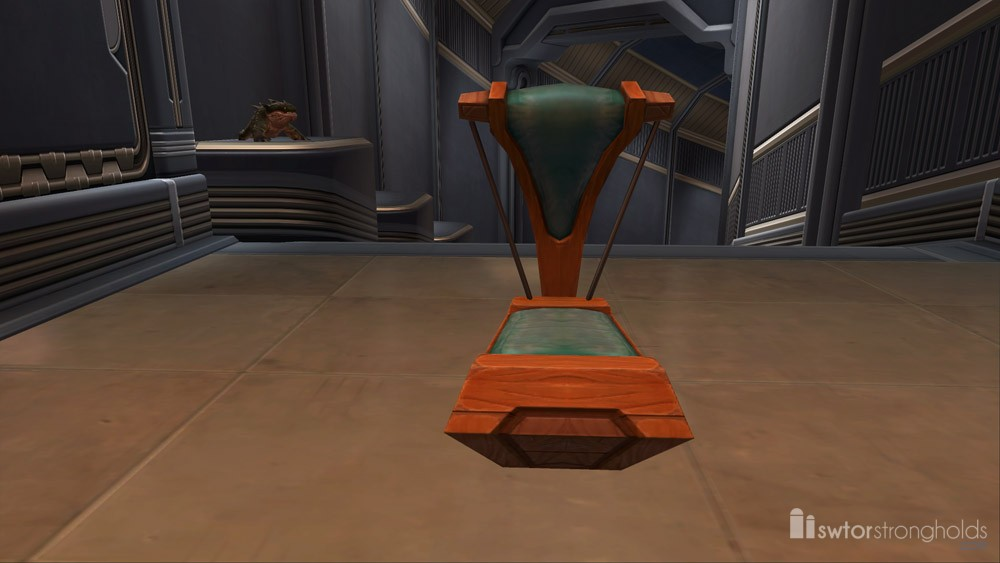 SWTOR Voss-Ka High Back Chair