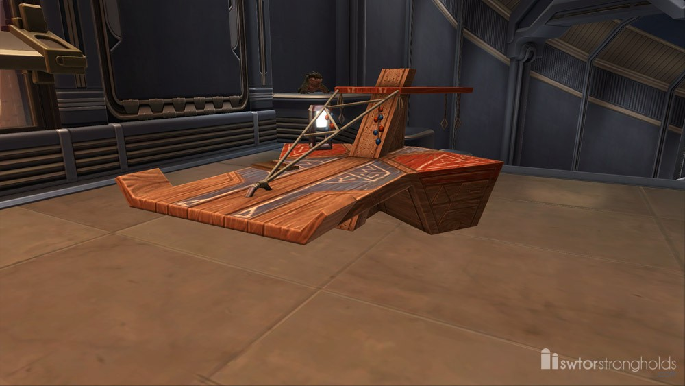 SWTOR Voss-Ka Table