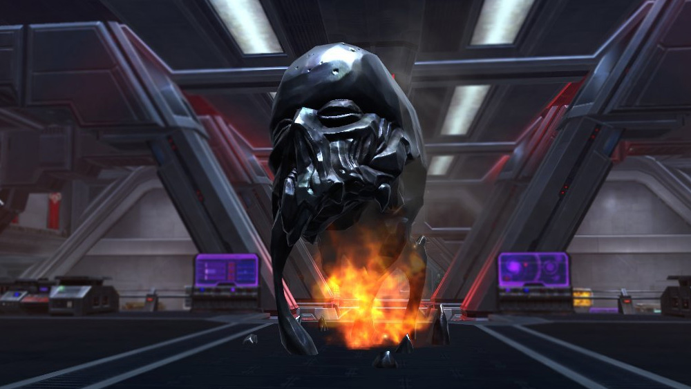 SWTOR Statue of the Burning Skull
