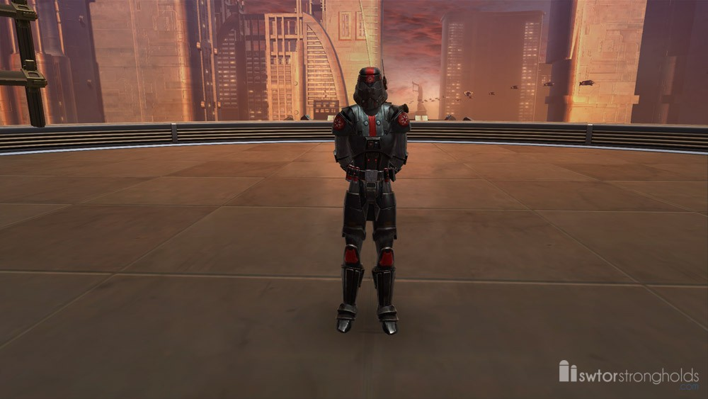 SWTOR Imperial Guardsman