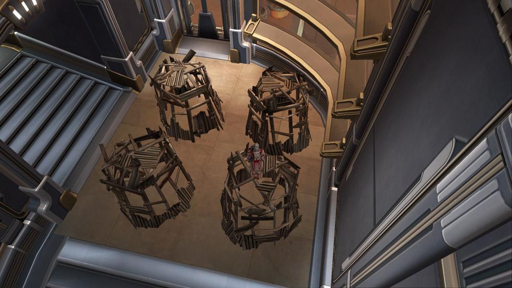 Massasi Cages