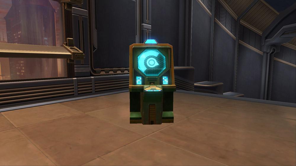 Slot Machine: Smuggler's Gambit