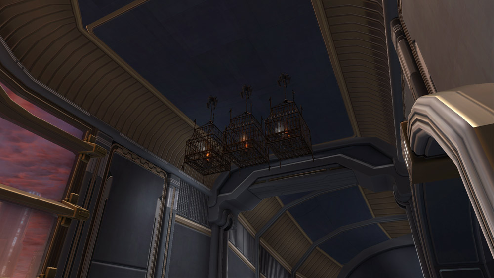 SWTOR Cage of Tormented