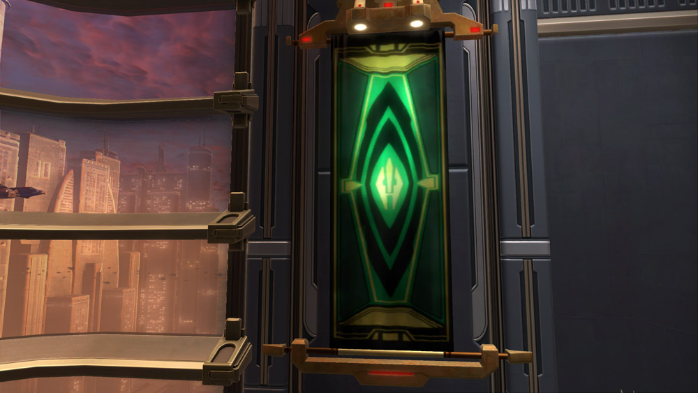 SWTOR Banner: House Rist