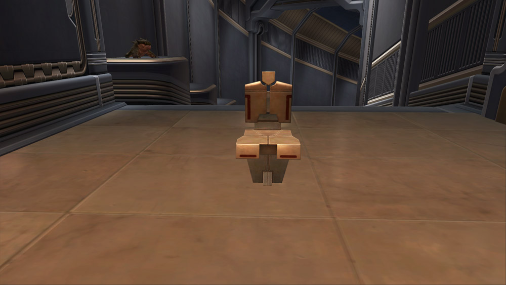 SWTOR Basic Republic Chair