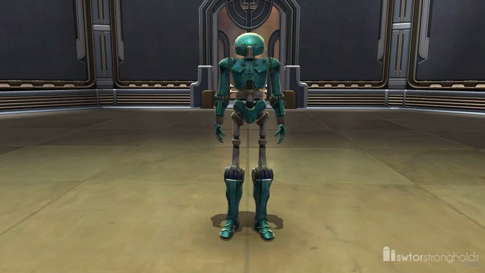Medical Droid (Republic) Decoration | SWTOR Strongholds