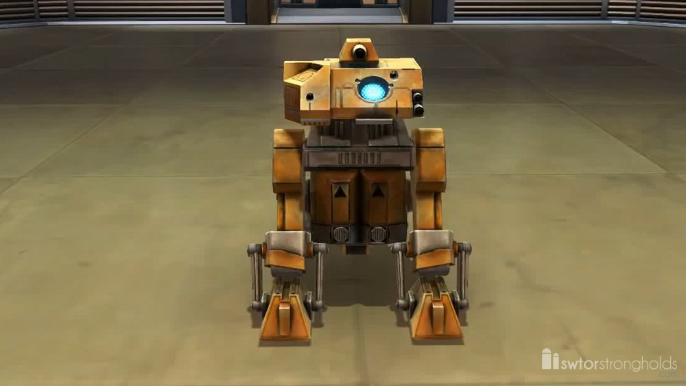 Serving Droid (Astromech) Decoration | SWTOR Strongholds