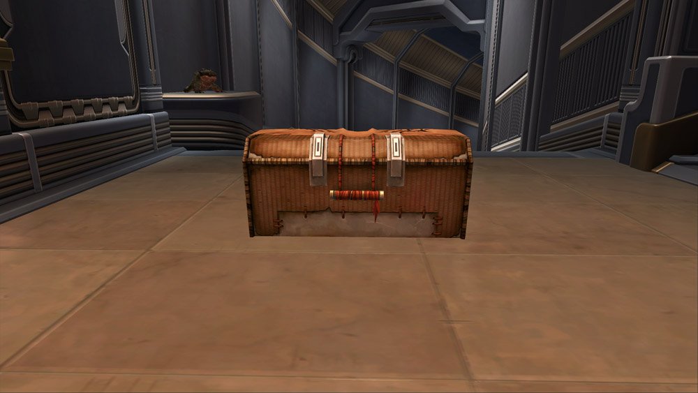 SWTOR Tribal Chest