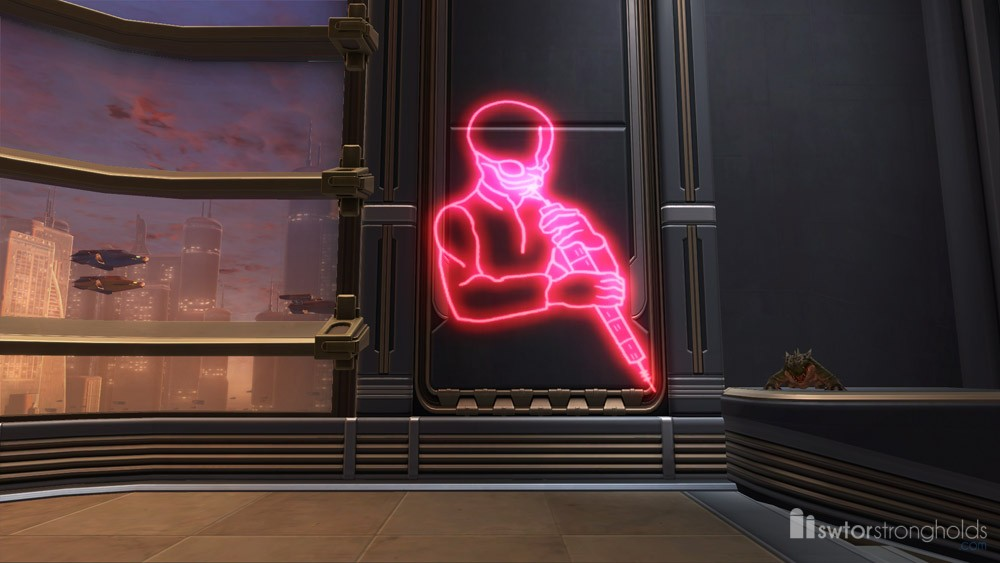 SWTOR Holo Sign: Bith Musician