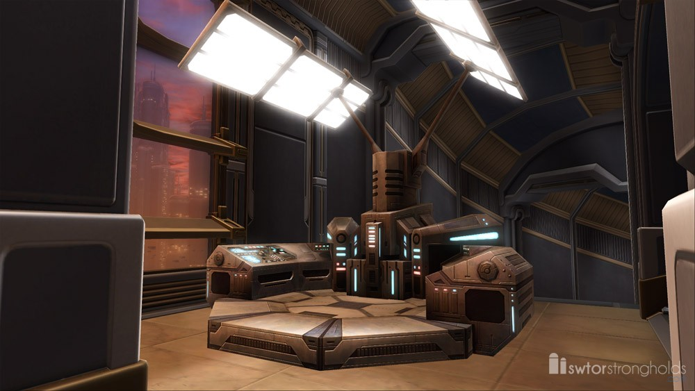 SWTOR Science Station (Field)