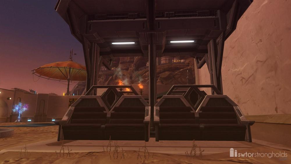 SWTOR Arrangement: Speeder Station