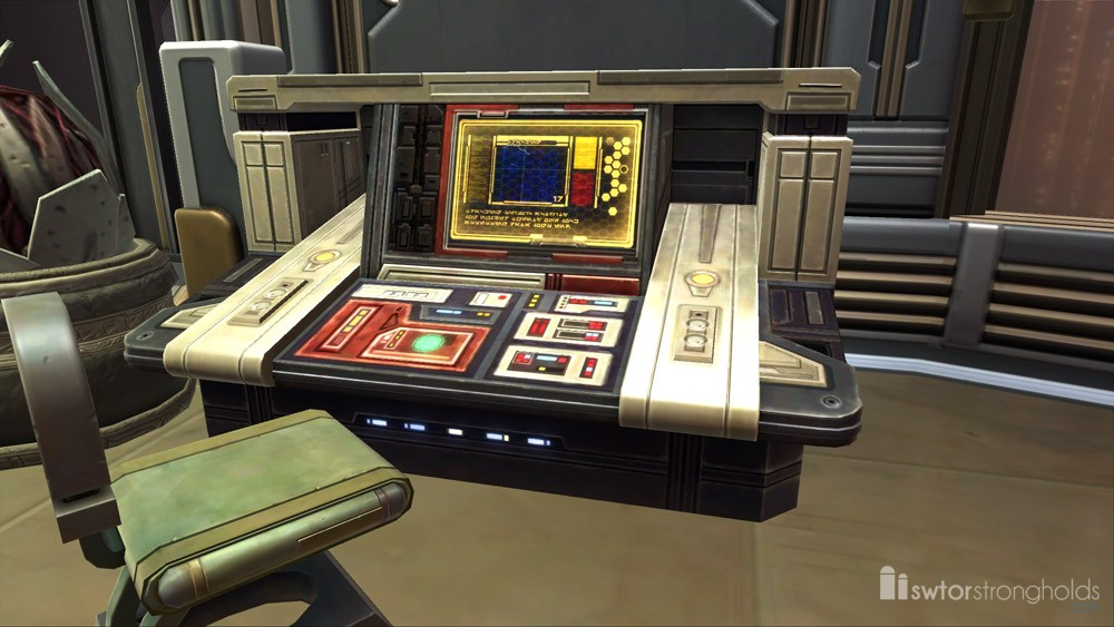 Computer Desk (Republic)
