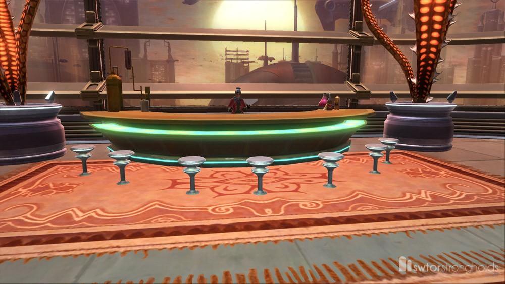 Arrangement: Underworld Bar