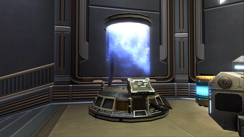 SWTOR Spacer's Kolto Tank