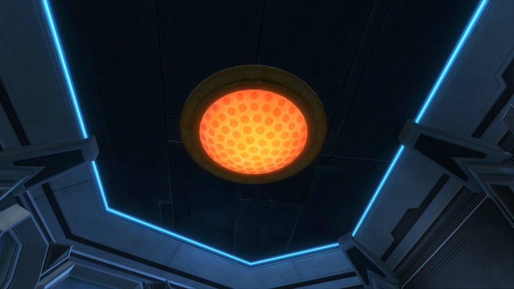 Underworld Light (Orange)