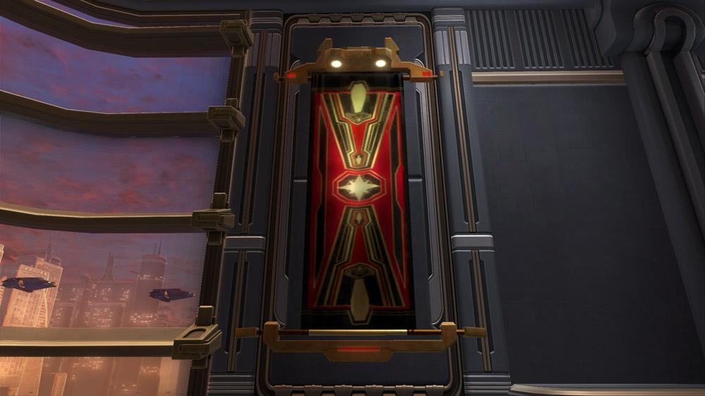 Banner: House Ulgo
