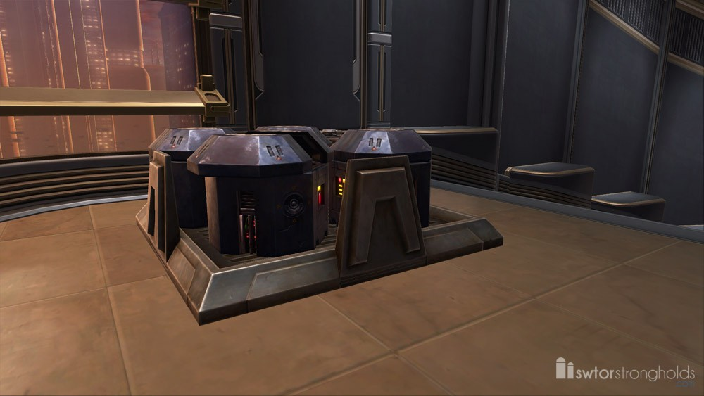 SWTOR Imperial Crate Pallet