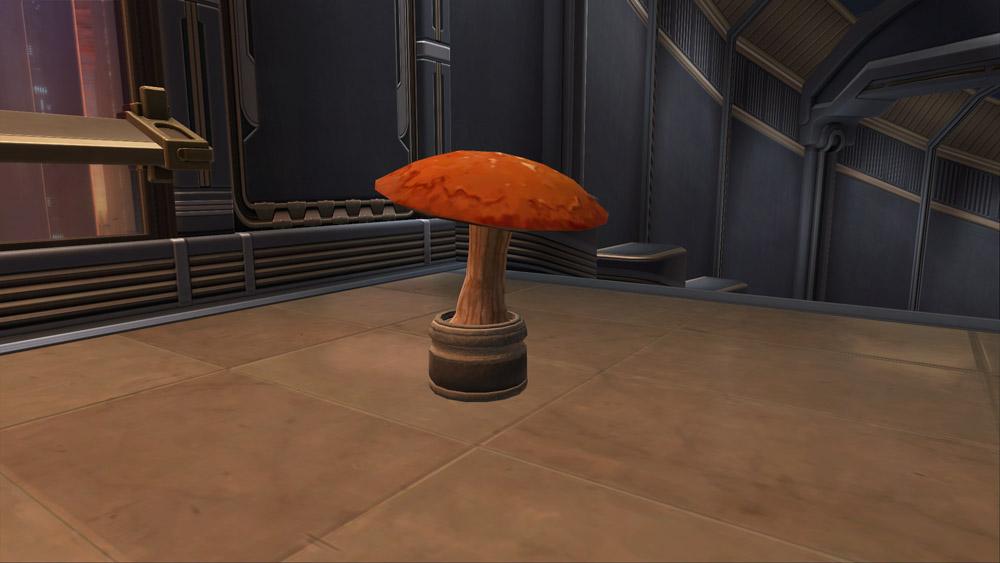Planter: Large Mushroom