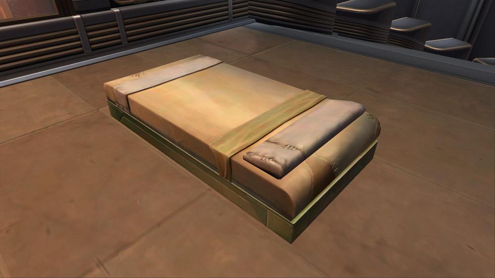 Basic Metal Bed