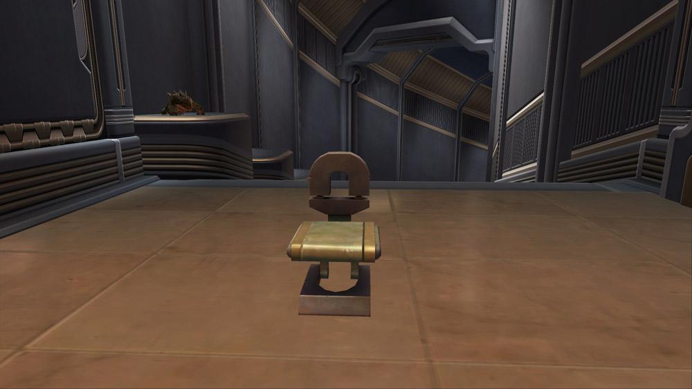 Basic Metal Chair