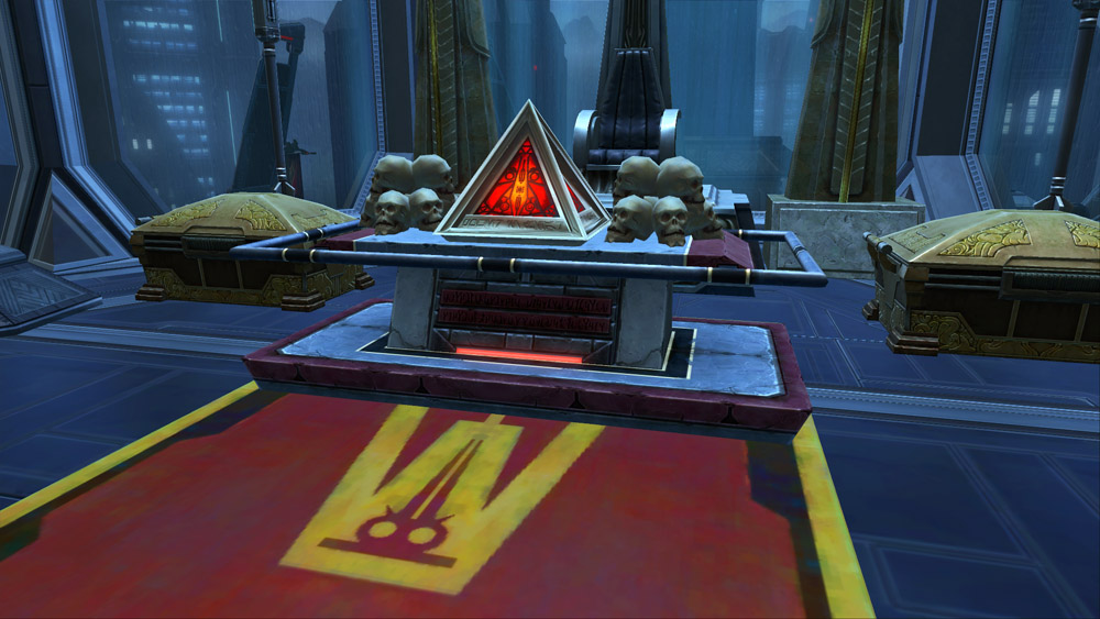 SWTOR Dreadful Altar