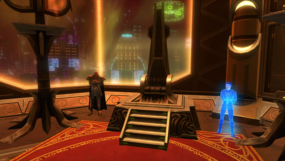 SWTOR Dreadful Throne