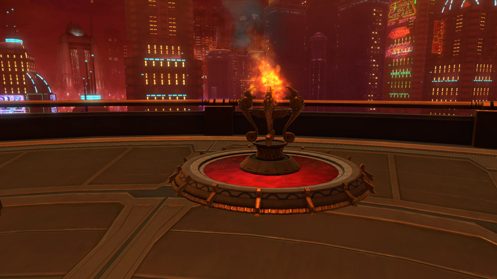 Fountain of Blood and Fire