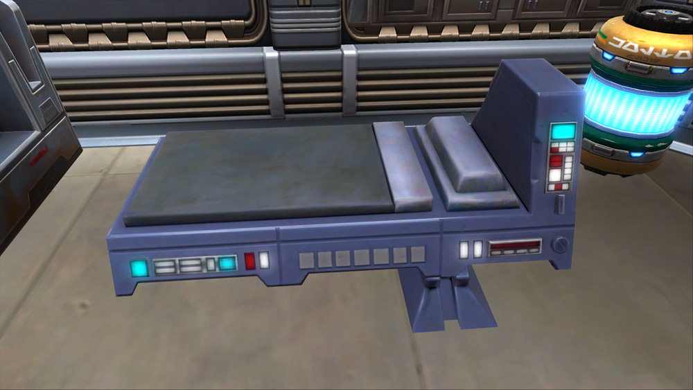 SWTOR Imperial Medical Bed